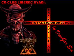 Rocková nálož v CD Clubu @ CD Club Liberec
