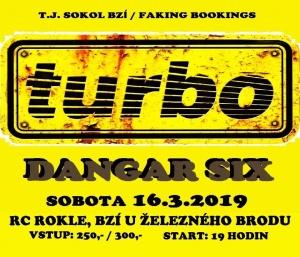 Turbo & DanGar Six ve Bzí @ RC Rokle