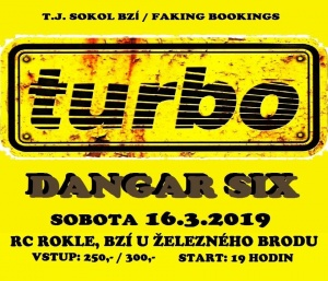 Turbo & DanGar Six ve Bzí @ RC Rokle