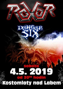Roxor vs. DanGar Six @ Kostomlaty nad Labem