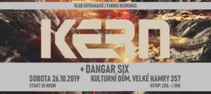 Kern a DanGar Six ve Velkých Hamrech @ KD Velké Hamry