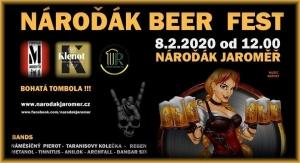 Nároďák Beer Fest @ Nárďák Jaroměř